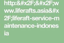 Liferaft Service and Maintenance Indonesia