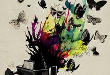 ArtisticMindBomb / by Lindsay Haslam