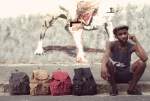 Béke Bags by Jalani Morgan