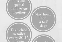 Toilet training ideas