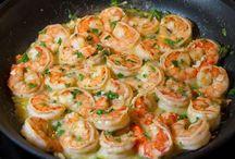 Shrimp Scampi easy
