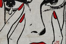 comic / pop art comics