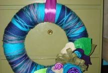 Wreaths / by Wanda SemiRetired Gibson