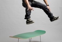 Skateboard  / by Ron Coalson