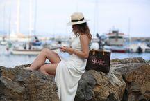 Summer Beach Scene / by Style.com