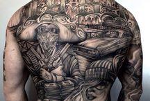 Full Piece Tattoos / Full piece tattoos
