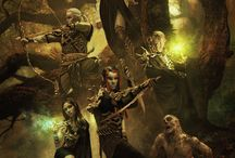 Elfos - Personagens