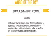 WORD OF THE DAY / WORD OF THE DAY. Business English Vocabulary. Business English Phrases.