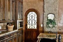 Old World Style Homes/Ideas
