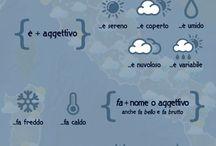 italiano: tiempo libre