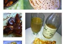 Crêpes normandes / La recette sur mon blog :  http://cookinglikebree.com/2012/11/01/comme-un-vent-de-bretagne/