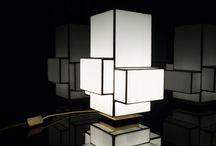 AYRECUT minimalist lamp / Modern, minimalist lamp by GLARECUT