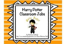A Potteriffic Classroom / by Amanda Smith