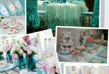 Girly & frilly party ideas / by Amber Rene'