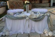 Τραπέζι ευχων γάμου