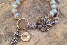 Jewellery  / by Melanie Smith-Koeslag