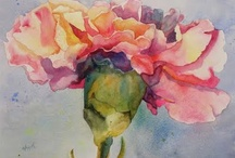 Watercolor Joy! / by Eastwitching Animal Art