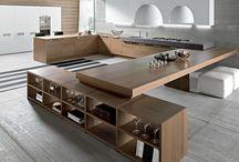 Interiér - kuchyně