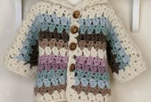 crochet kid sweaters