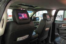 Dodge RAM / Sistema car audio & car entertainment