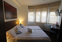 Habitación MONTE IGUELDO / Habitación Doble Exterior con baño. Posibilidad de uso como habitación individual. Camas FLEX Multielastic. - See more at: http://pensiongrosen.com/rooms/habitacion-monte-igueldo/#sthash.Tj0H2xPH.dpuf