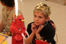 Dragon Party Inspo