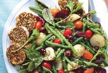 Salad Inspiration / by Olivia
