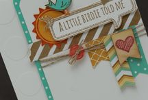 craft cards / by Holly McNichols
