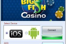 Big Fish Casino Pirater Hack iOS Android Télécharger 2014