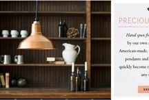 favorites: home decor brands + stores / by Victoria Klein