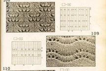 КЛЕВЫЕ УЗОРЫ / Узоры для вязания спицами