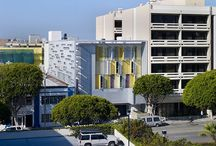 Step Up On Fifth / This mixed-use residential building in the heart of Santa Monica was built to serve people suffering from mental illness and homelessness, offering 46 units of permanent supportive housing.  Project by Pugh Scarpa Kodama