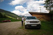 Traveler Adventure Team / Trwa wyprawa Traveler Adventure Team do Południowego Tyrolu. Uczestnicy testują Nowego Jeepa Renegade i Nowego Jeepa Cherokee. Relację z wyprawy znajdziecie na blogu: www.blog.tat.national-geographic.pl. Enjoy! #jeeppolska #tat #traveleradventureteam