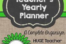 Classroom organization and planning