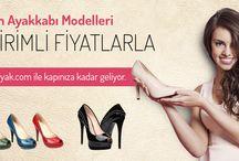 kampanyalı ayakkabı modelleri / ayakkabı satış platformu