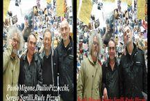 Paolo Migone,Duilio Pizzocchi,Sergio Sgrilli.