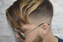 Erkek saç kesimleri