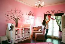 Pink & Brown Nursery / #pinkandbrownnursery #CadenLane @CadenLane / by Caden Lane