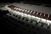 Tarquinia airport/ Competition