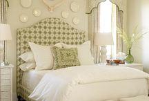 Bedrooms / by Sue Czymbor