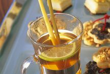 Recipies with tea