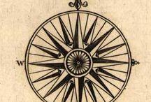 bussola / Idéias diversas , de bússolas , e âncoras e outros .