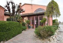 Esterno Ristorante Al Postiglione / L'esterno del Ristorante Al Postiglione di Rovigo