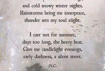 Poetry..lyrics...quotes