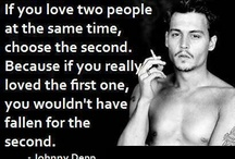 J Depp ❤️❤️