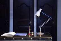 Paul Smith Lights Up / Paul Smith Designs Second Edition of Popular Anglepoise Type 75 Desk Lamp  Read Entire Article at: http://designlifenetwork.com/paul-smith-lights-up  #Anglepoise #PaulSmith #lighting #Lamps #Desklamp