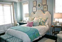Bed Linens Paint Colour