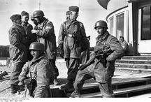 WWII - axis paratroopers