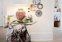 Bar carts / by Rush Our Fashion