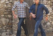Supernatural team cute and funny
